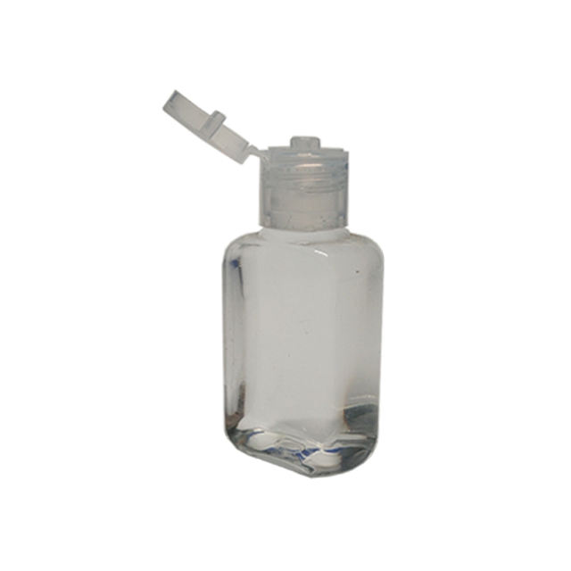 2020 30ミリリットルAlcohol PET Plastic Bottle Cosmetic Wholesale Cosmetic Handwashing Fluid Mini Travel Package Squeeze Flip Cap Bottle