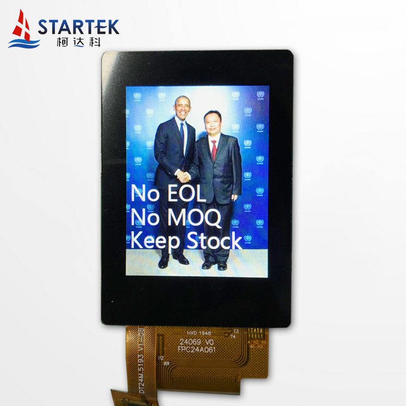 Tft Lcd Screen 3.2 Inch TFT LCD Display Featured 240x320 QVGA With Capacitive Touch Screen