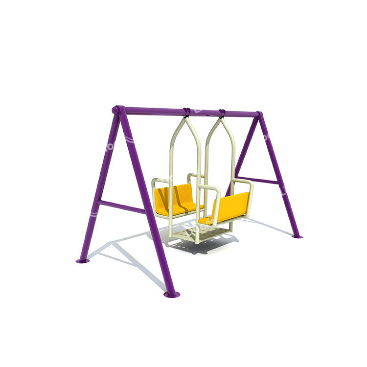 Outdoor Fancy Galvani zed Steel Metal Swing,Outdoor Gartens chaukel LE.QQ.003