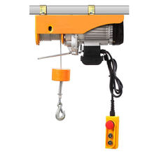 Portable PA type small electric hoist winch 220v