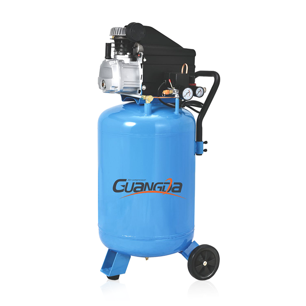 2.5 hp best price direct driven painting mobile air compressors machine