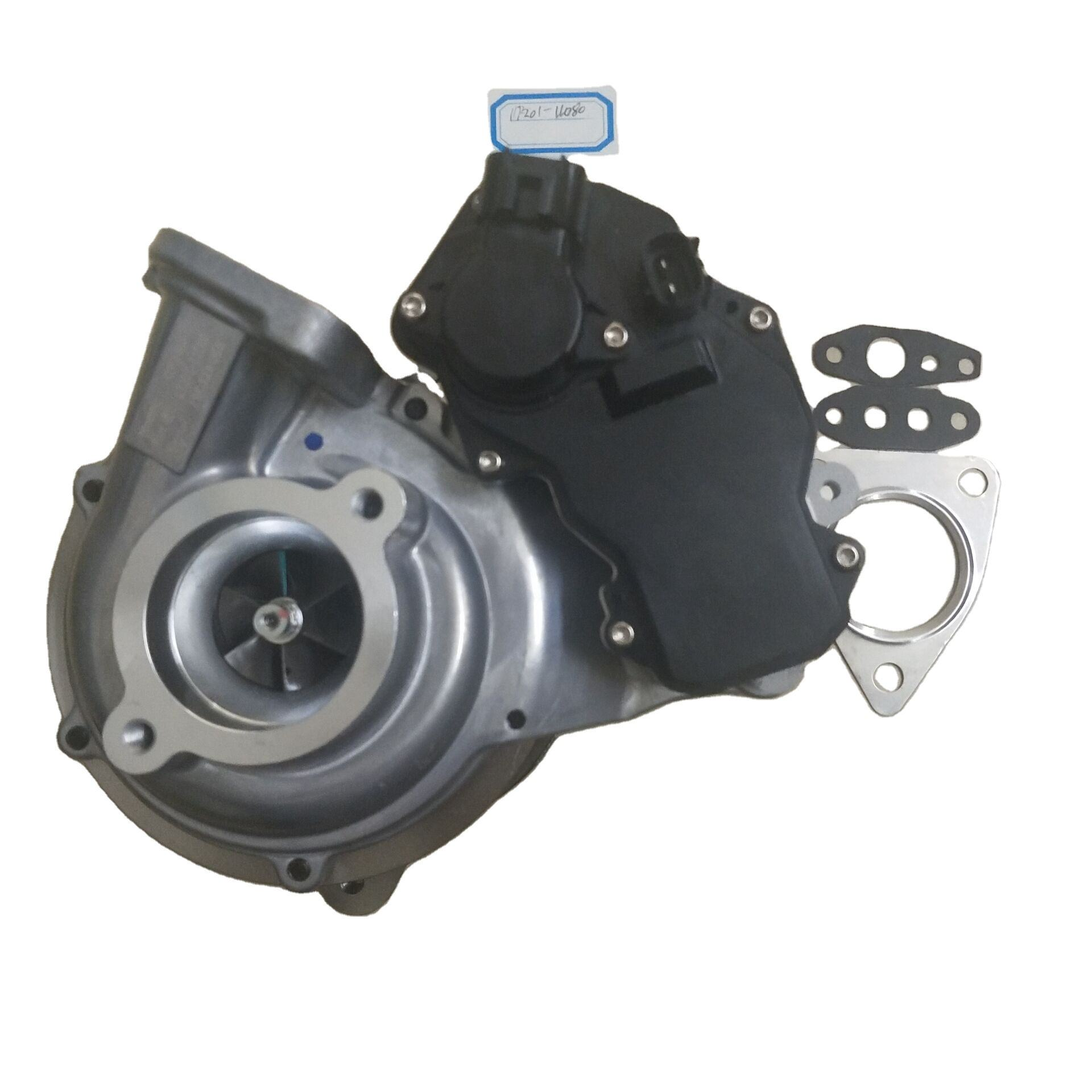 CT16V 1GD 2GD-FTV Turbocharger for sale for toyota hilux Innova Fortuner 17201-11080