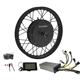 Factory made 5000w electric hub motor e bike conversion kit