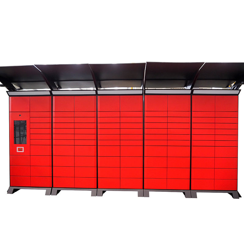 Customized stable reliable safety smart electric parcel delivery locker