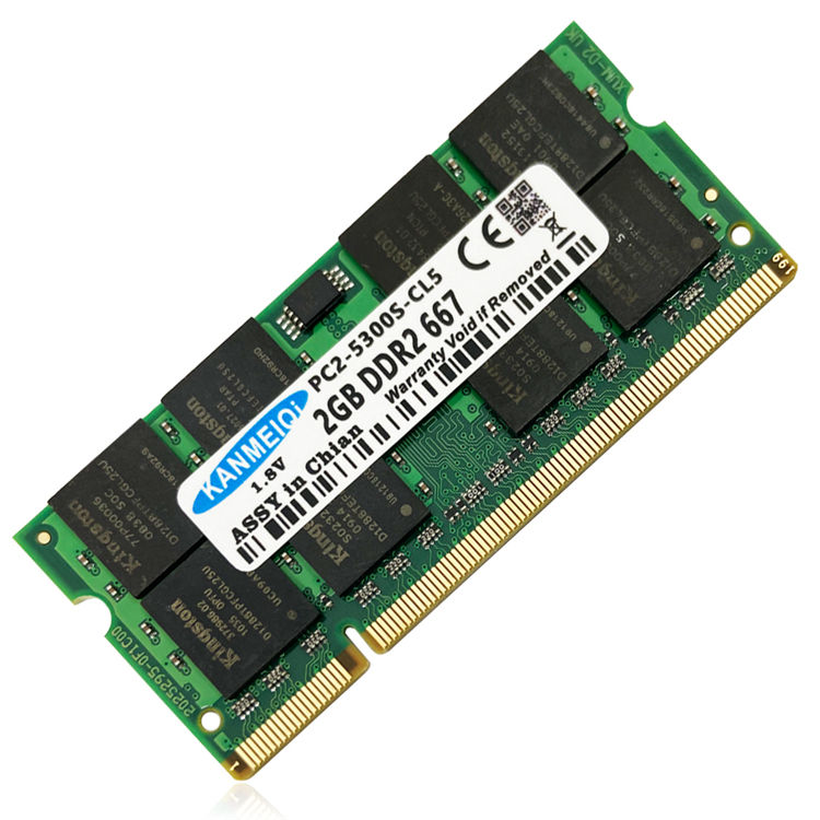 Trend ige heiße Produkte 4GB <span class=keywords><strong>Ddr2</strong></span> <span class=keywords><strong>Ram</strong></span> Hohe Übertragungs effizienz 4GB <span class=keywords><strong>Ram</strong></span> für Laptops