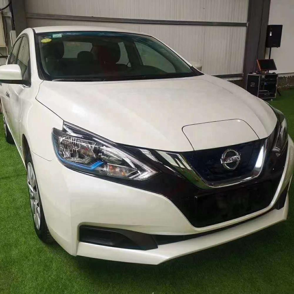 2018 Nissan Sylphy/Bluebird Electric used cars Left hand drive Second hand sedan cars with low price