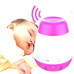 New design Sleep Therapy baby sleep aid white noise machine with 6 soothing sounds and competitive price