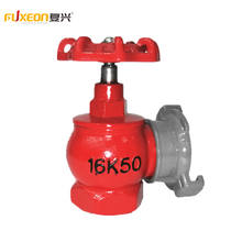 DN50 Vietnam Angle Valve for Fire Fighting Equipment