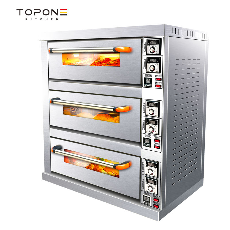 Convection Oven Baking Home Pizza Oven Machine Cake Equipment
