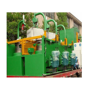 High speed pulley wire drawing machine for making nail