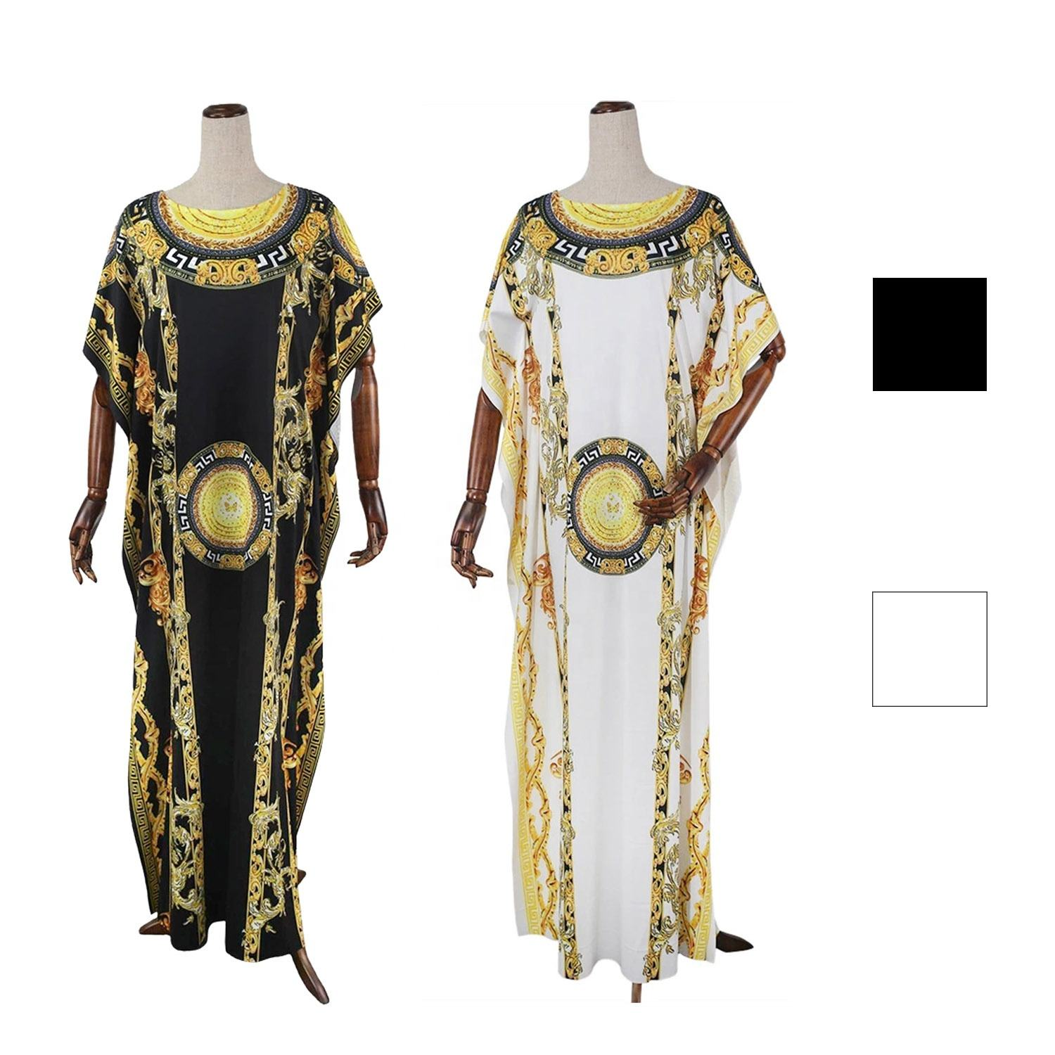 Branded dress african clothing kitenge Kaftan abaya Dashiki African dress