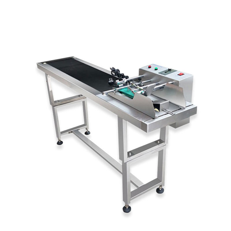 Faith Date Of Production Assembly Line Packaging Printer Full Automatic High Speed Adjustable Page Machine Printer