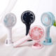 Mini Home Office Table Desk Fan Table Portable Battery Customized Logo