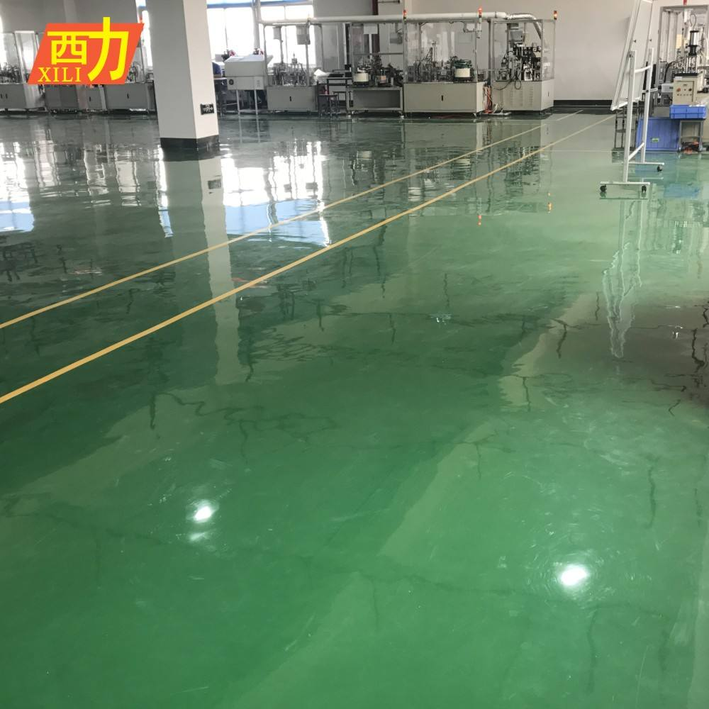 2 components durable 6H polyurethane coating for indoor and outdoor