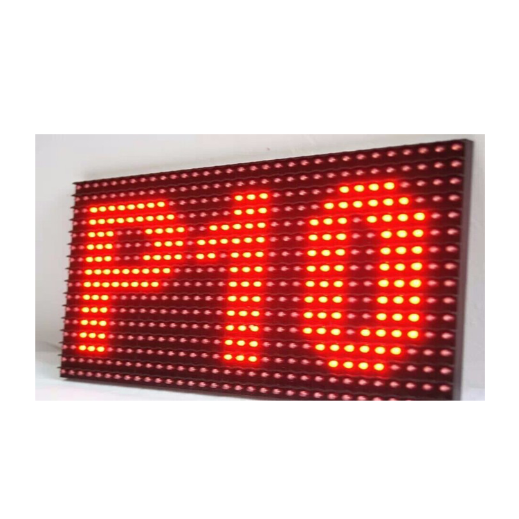 led neon shop sign for shop name and advertisement single red and high brightness