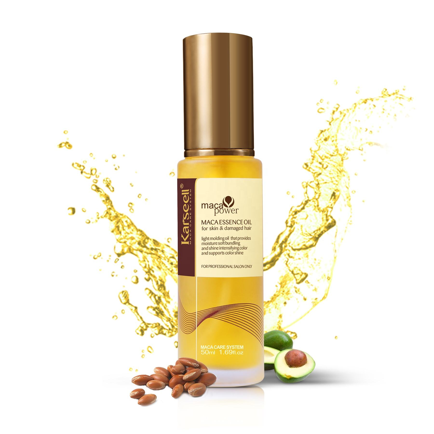 private label protect hair fiber hair perfume aromatic essential oil moroccan argan oil for hair