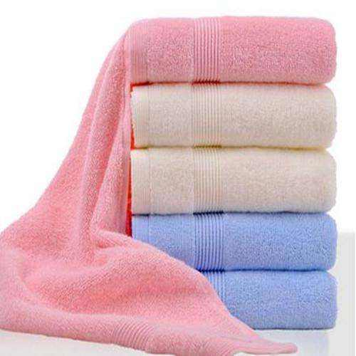 high quality color bath towel hotel face