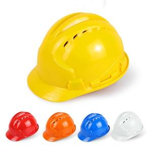 Toptree Europe ABS Industrial Safety Helmet for Construction Workers Heavy Duty Safety Hard Hat