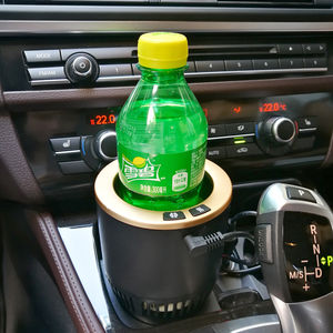 2021 New mini portable unique innovative idea items bulk car fridge gift for car