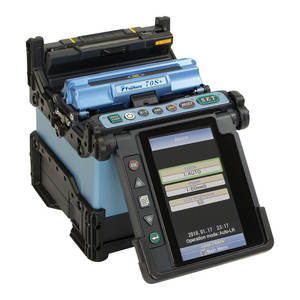 FSM-70S+ FTTH Optical Fiber Fusion Splicer for fiber optic equipment