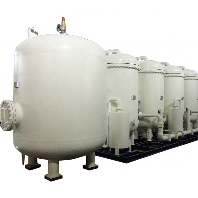 Small Size Air Separation Plant Nitrogen Gas Generator, pressure swing adsorption, PSA