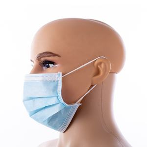 Best Selling Products 3 Ply Dental Surgical Medical Nonwoven Disposable Face Mask