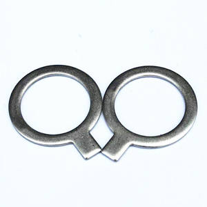 Stamping Spacer High Precision Brass Flat Washer Shim Gasket