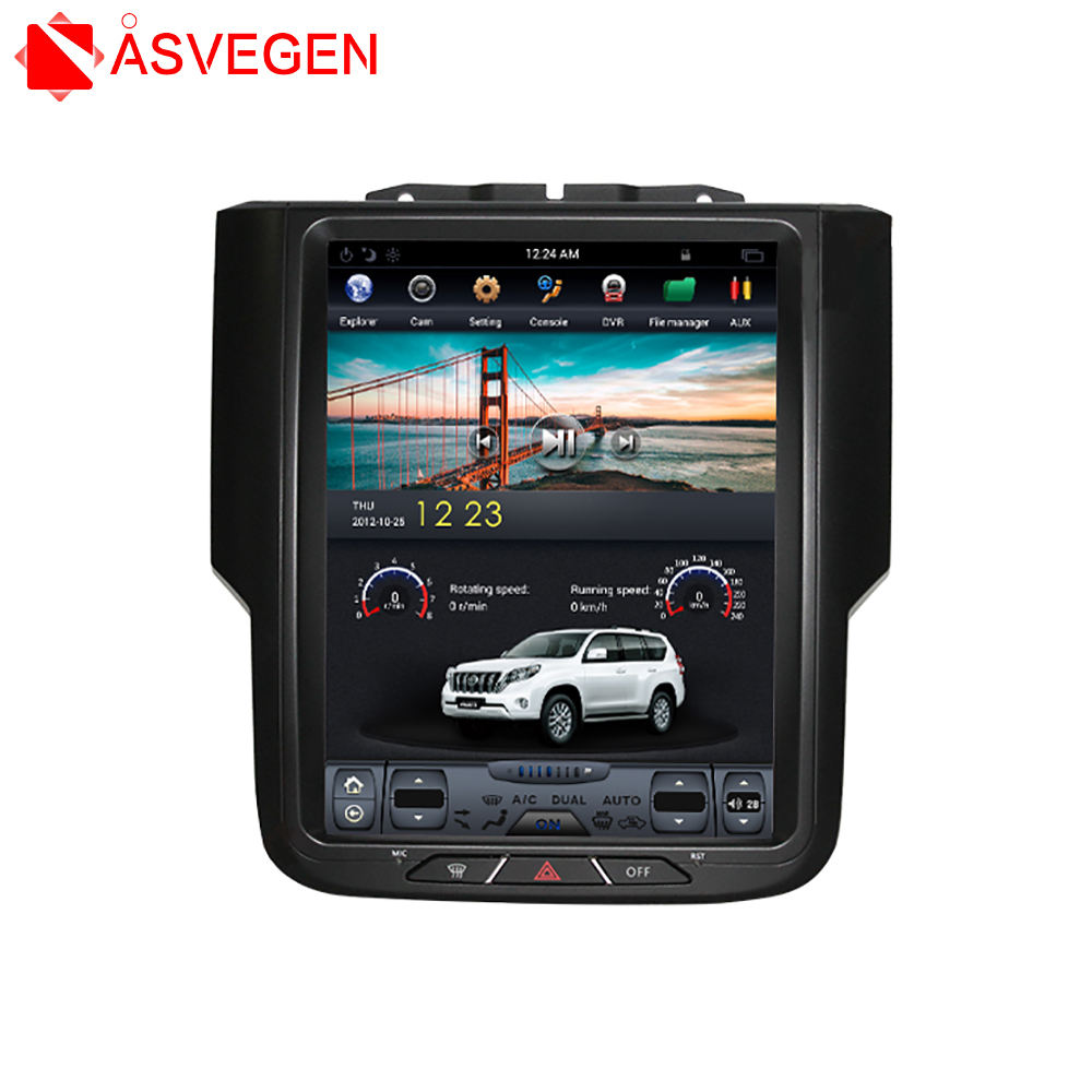 Hot Sale Factory Price Android Car DVD Player For Dodge Ram High Or Low Version Car Audio Video Plyer Radio GPS Navigationg