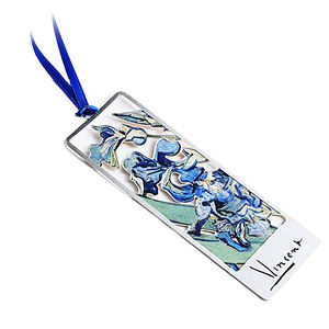 Wholesale Custom Bookmarks Cute Aluminum Good Quality Metal Bookmark