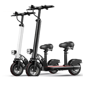 Electric scooter adult travel folding lithium battery 36V 32AH range of 50-60 km