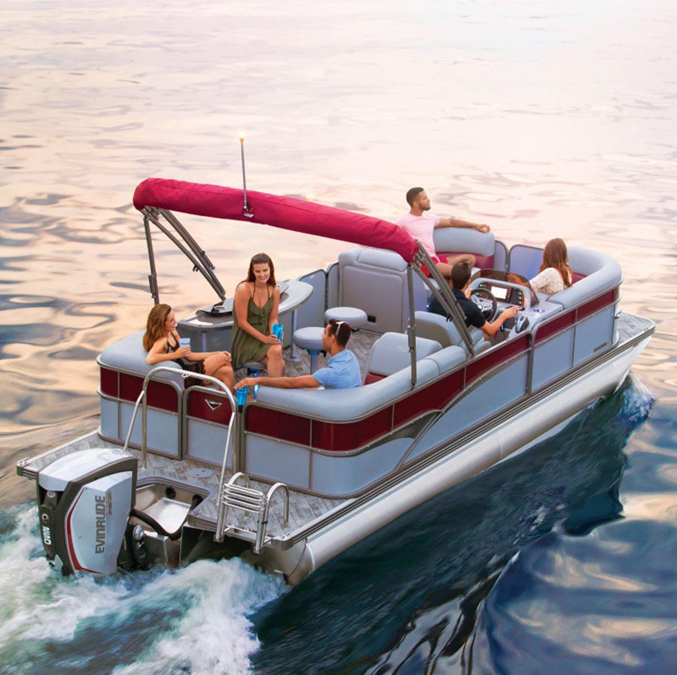 Best Marine Product New Pontoon Boat For Sale