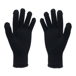 Deliwear Wholesale Thermal Knit Merino Wool Gloves Liner for