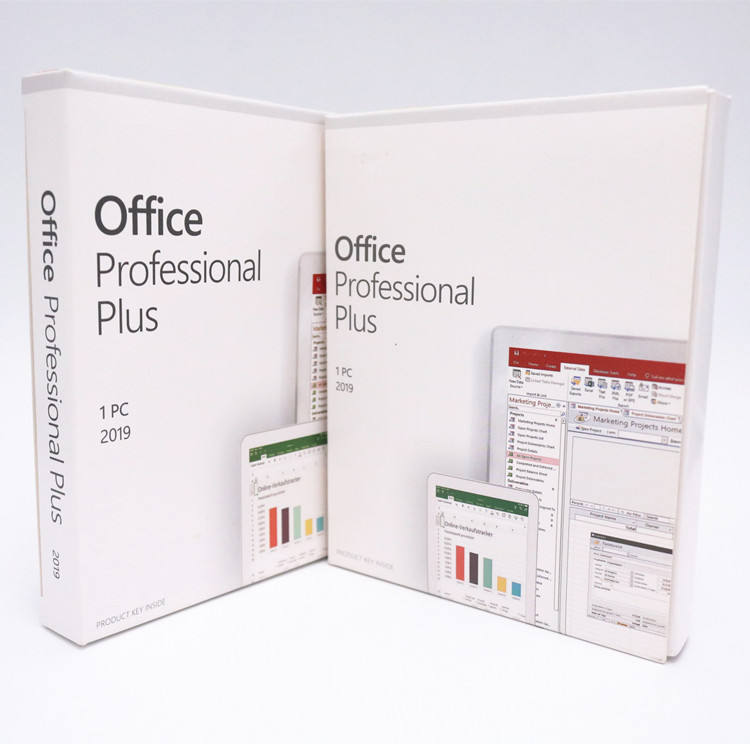 Fast delivery online download 1pc 2pc 5user office 2019 professional plus license Retail key