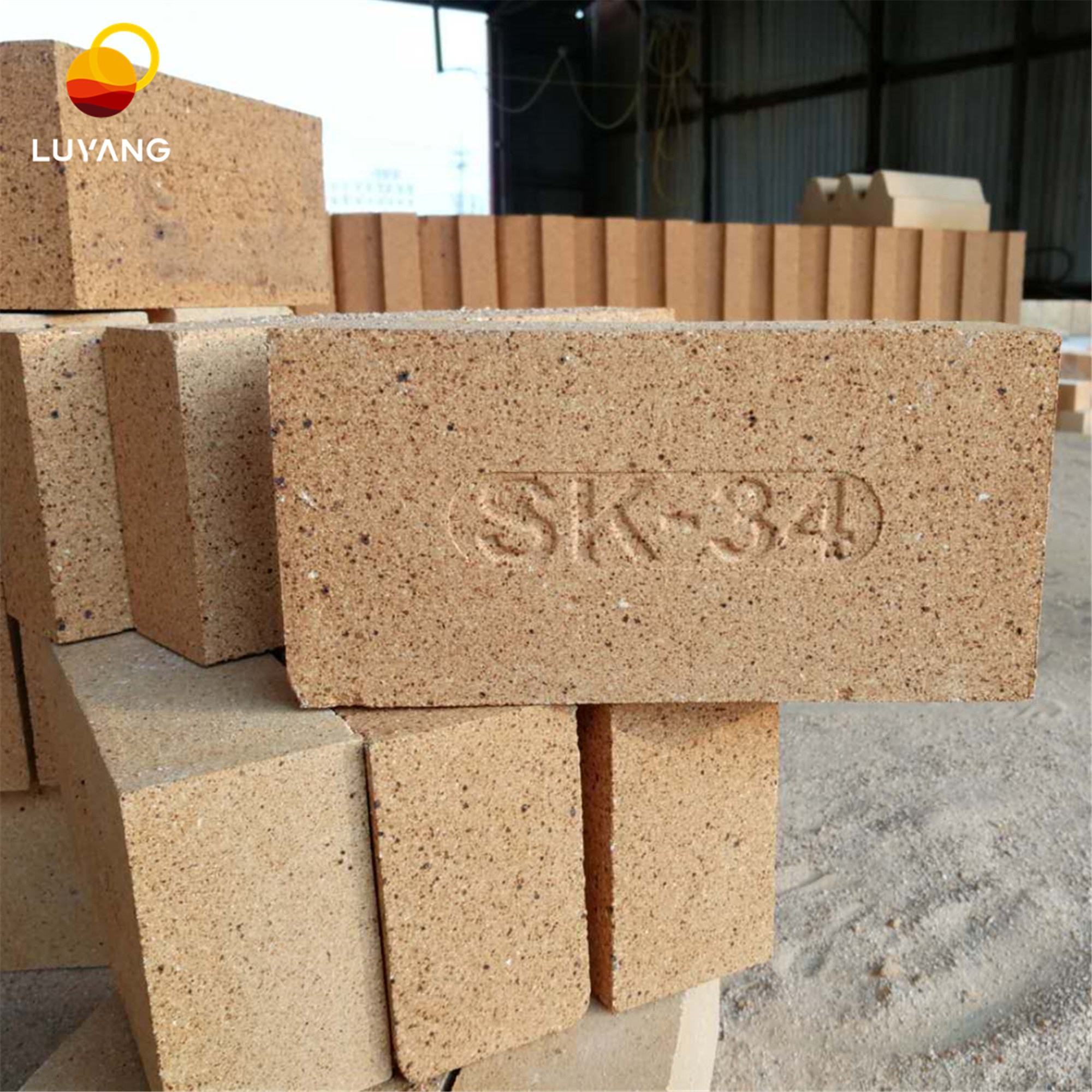 LUYANG Fire Clay Brick