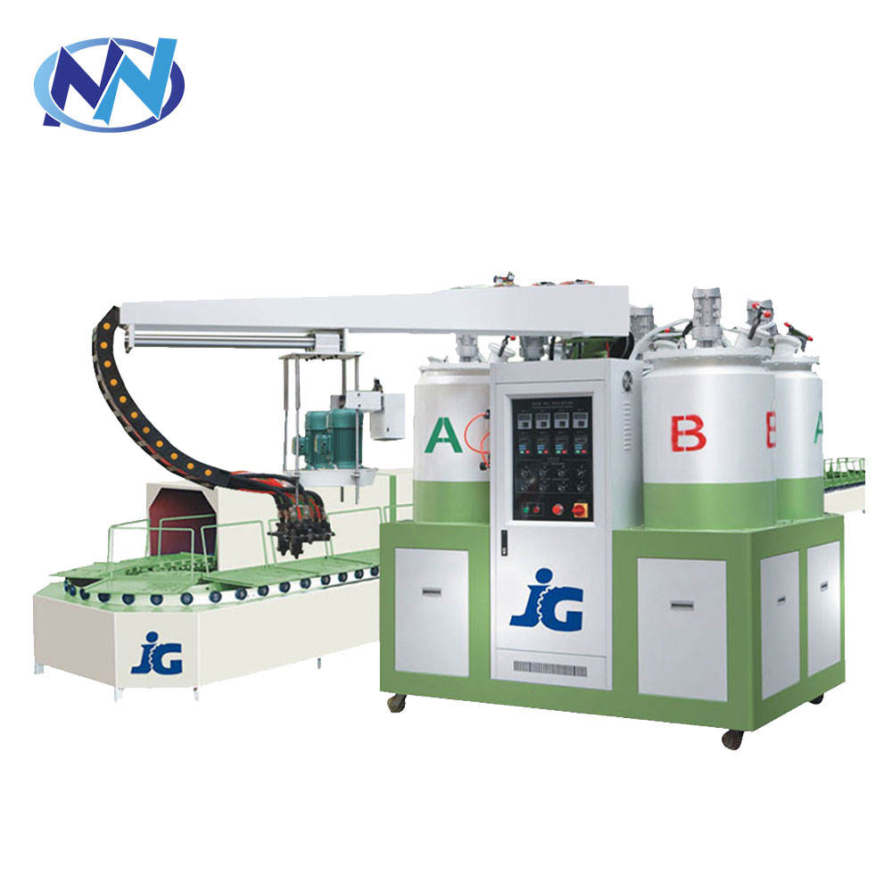 pu shoe making machine shoe factory equipment