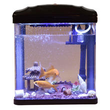 large sponge filter fish tank fish tank aquarium glass Fish tank led