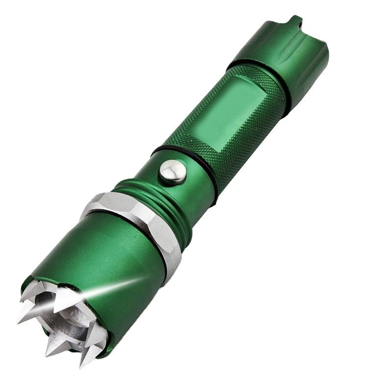Kuat COB Bekerja Senter LED Mini Torch Lentera Camping Senter Lampu <span class=keywords><strong>Q5</strong></span> LED Tahan Air Senter Taktis