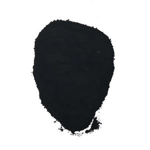 good adsorb ability black powder activated carbon for sewage treatment