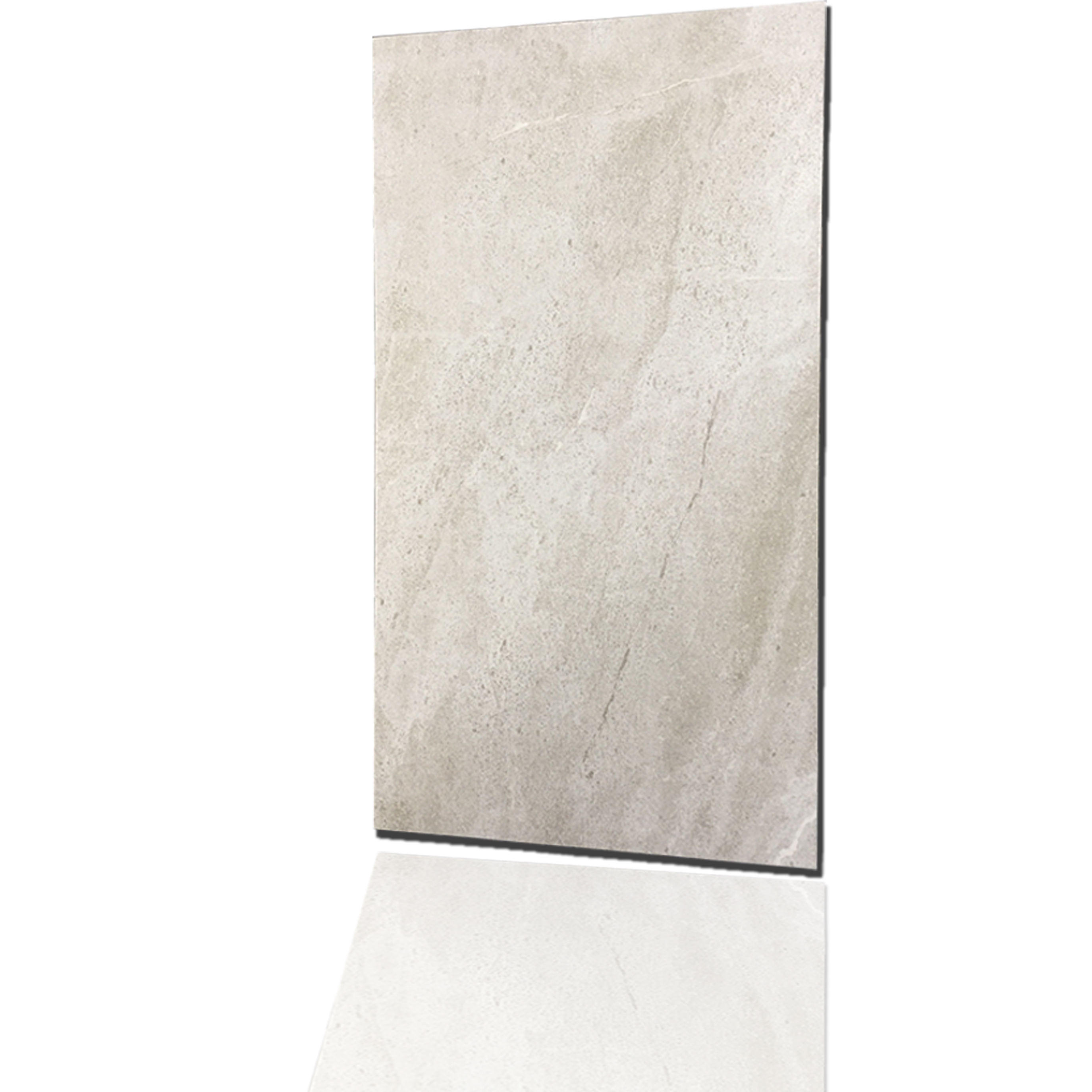 Grey Porcelain Bathroom Wall Tiles Stoneware Tiles 300x600mm