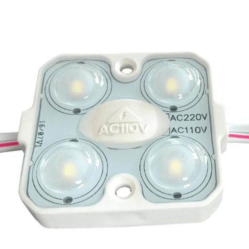 150lm PSE CE ROHS 220VAC 1.5W 2835 led module 220v high voltage 4 led modules backlighting PSE LED LIGHTS