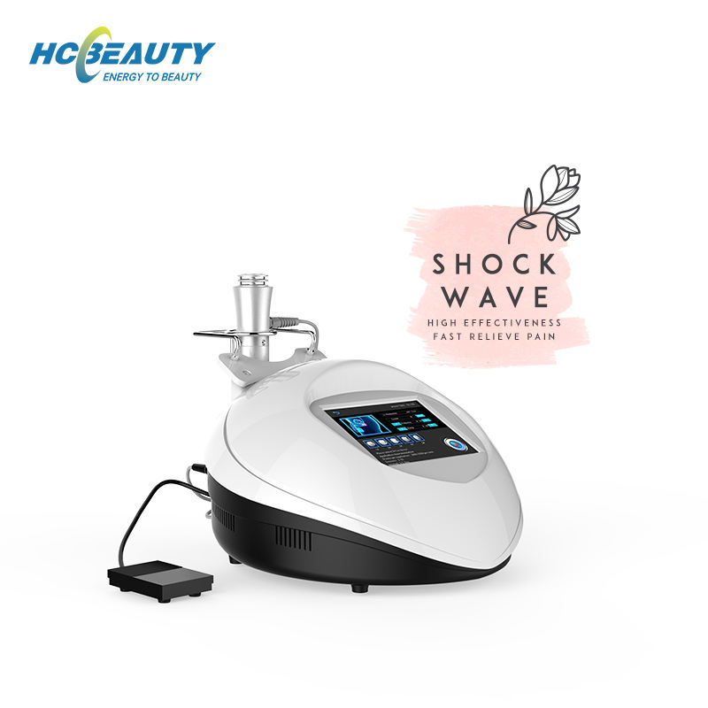 Cheap price pain relief low intensity shock wave machine for ed