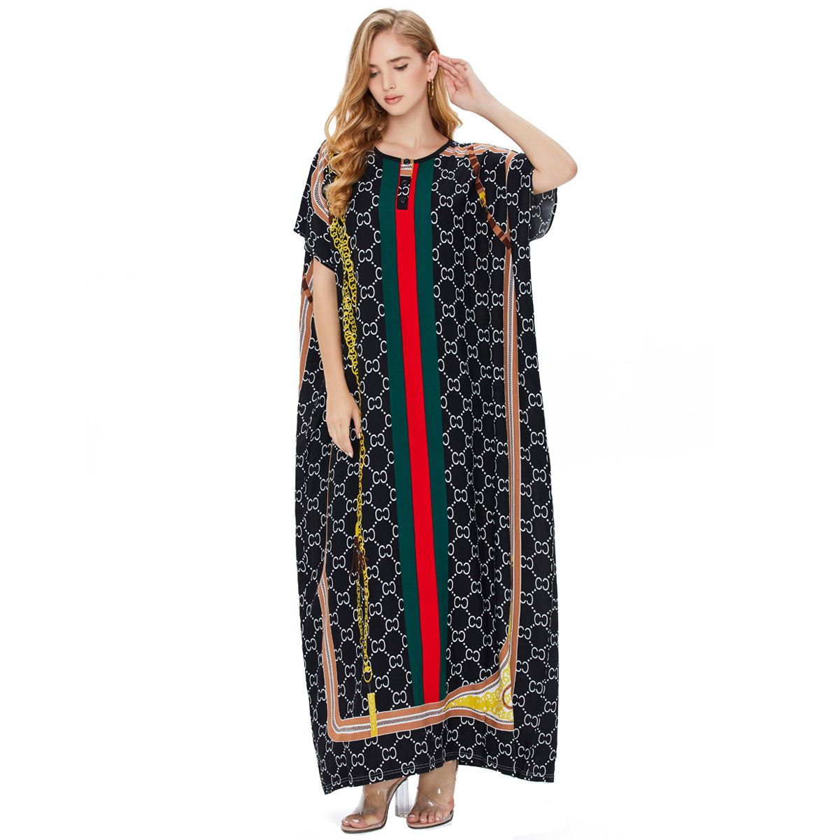 New Arrivals Summer beautiful long skirt for women kaftan clothing Islamic dress