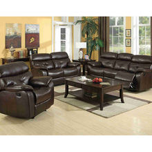 Best Leather Home Theatre Lounge Single Seat 7 Seater Recliner Sofa Set