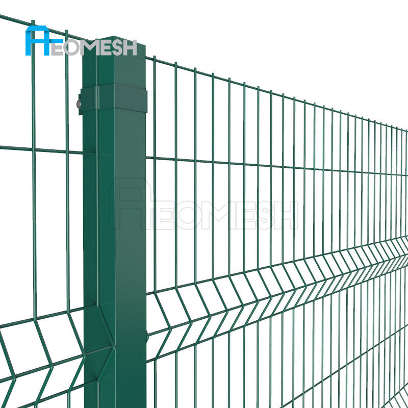 Made In Guangzhou Decorative Garden Fence and Mental Fence for Garden or home