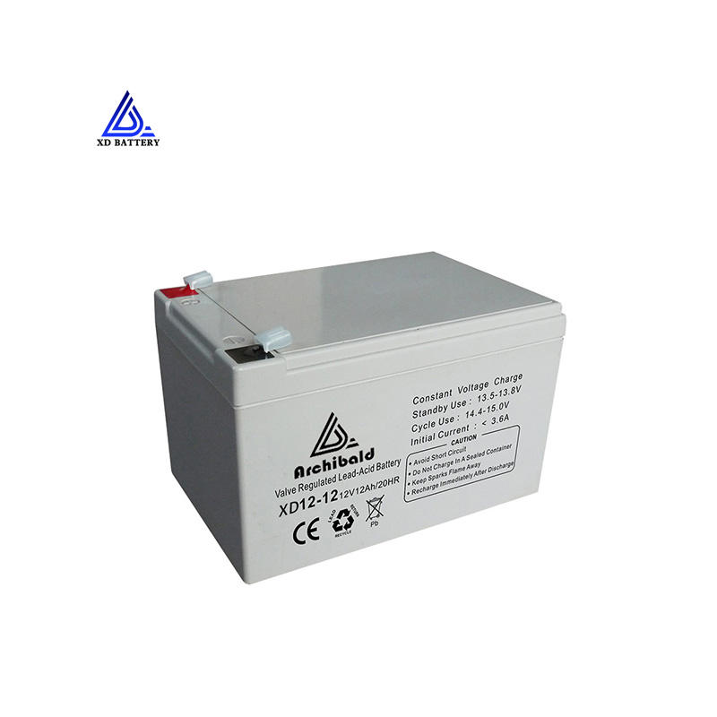Hot selling deep cycle gel 12v battery 12 v 12ah