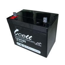 VCELL 12V 80AH maintenance free sealed lead acid battery