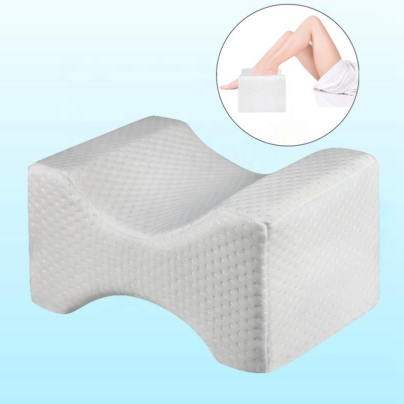 Knee Pillow Pregnancy Body Cushion Memory Foam Wedge Sleeping Thigh Leg Foot Back Support for Between