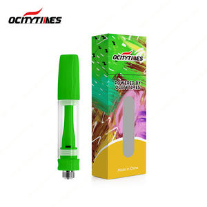 ocitytimes Debbie packaging eco friendly material round cylinder color tube packaging