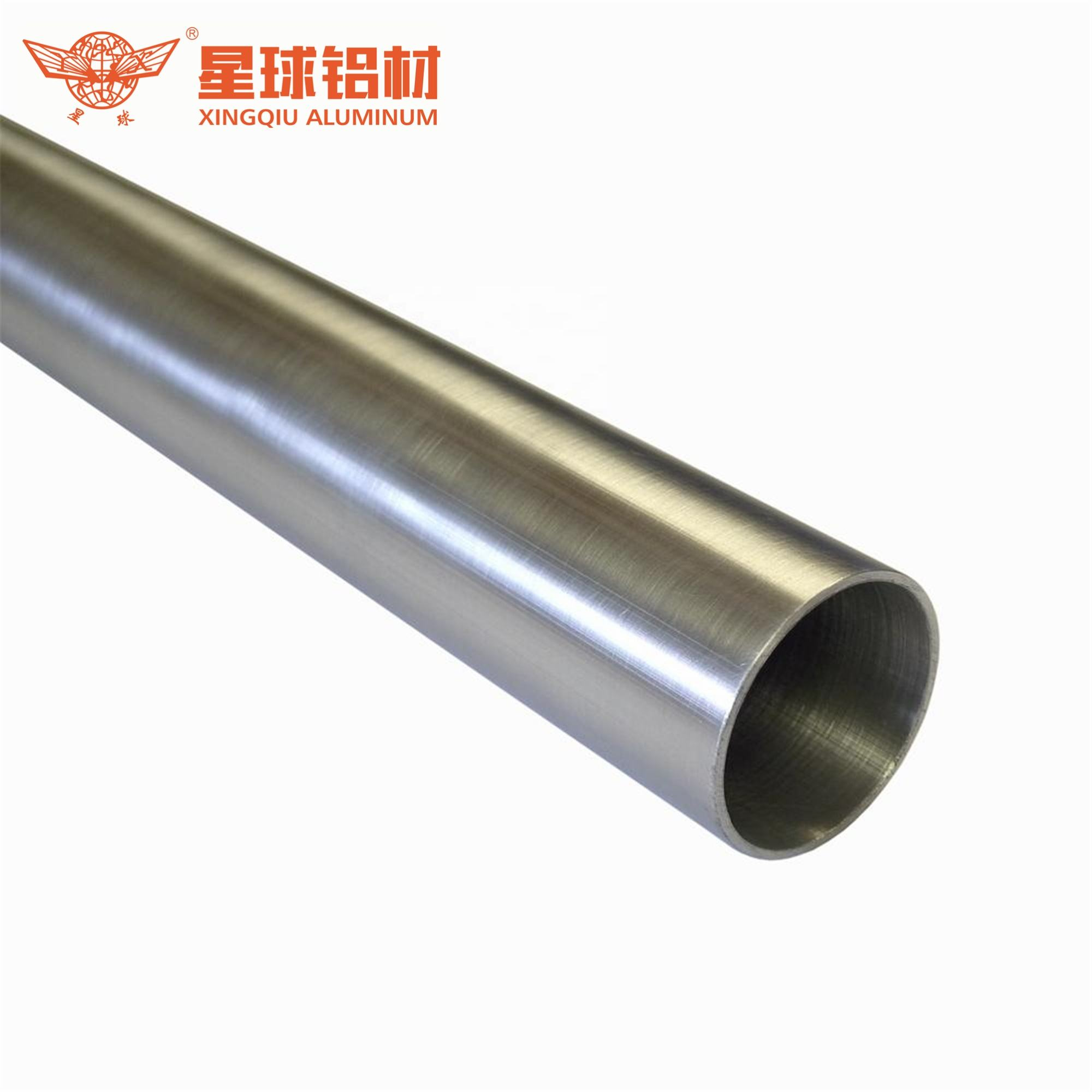 Factory high quality aluminum extrusion profile with rectangular tube