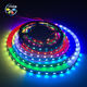 Light Led Led 5050 Rgb Led Strip Viais Manufacturer Programmable Addressable 5V Flexible Waterproof WS2812B WS2813 Smd 5050 RGB Light Led Strip